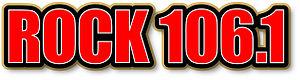 WFXH-FM - Image: Rock 1061Logo Revised Proof