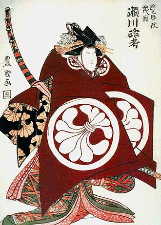 Onna-bugeisha - Rokō Segawa IV as Tomoe Gozen