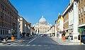 Roma - via della Conciliazione e s. Pietro sullo sfondo.jpg