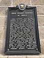 Roman Catholic Cathedral of Manila historical marker 2.jpg