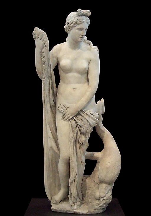 Roman Venus Copy of Praxiteles Front