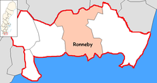 Ronneby Municipality in Blekinge County.png