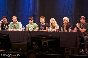 PAX (event) - Members of Rooster Teeth host a panel at PAX Prime 2013