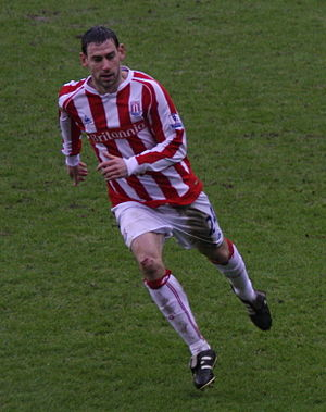 Rory Delap - Rory Delap in 2010