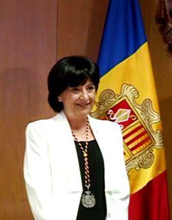 Andorran politician