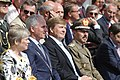 Rose Gottemoeller, Luc Winants, King Willem-Alexander and Salvatore Farina (34974503156).jpg