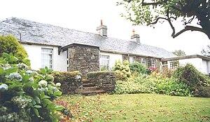 A. J. Cronin - Rosebank Cottage, Cronin's birthplace