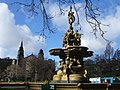 Ross Fountain, Princes Street Gardens - geograph.org.uk - 1777106.jpg