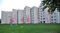 Rote Kinder, 2006, Judith Elmiger - Wohnsiedlung Heuried - 2014-09-25 - Bild 2.JPG