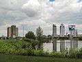 Rotterdam, moderne kantoorpanden bij het Rivium foto2 2012-05-13 14.30.JPG