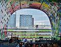 Rotterdam Blick aus der Markthalle 5.jpg