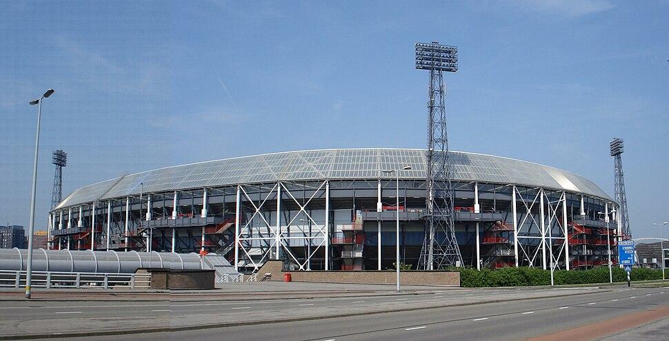 Rotterdam feyenoord stadion 1