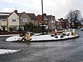 Roundabout on Neasham Road - geograph.org.uk - 1659365.jpg