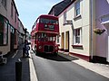 Routemaster coming down Fore Street - geograph.org.uk - 1937388.jpg