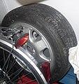 Rover Metro GTi MPI alloy wheels 2.jpg