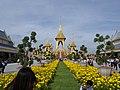 Royal crematorium of Bhumibol Adulyadej - 2017-11-21 (05).jpg