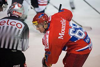 Rudolf Červený Czech ice hockey player