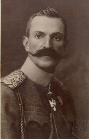 Rudolf Maister - Rudolf Maister in 1919