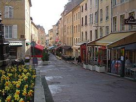 Rue des mar chaux wikip dia for Rue catherine opalinska nancy