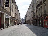 Rue Le Bastard à Rennes