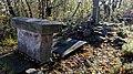 Ruiny Sanktuarium Matki Bożej Bolesnej z 1743 r., Kapliczna Góra 2018.10.31 (03).jpg