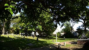 Rumney Marsh Burying Ground - Image: Rumney Marsh Burying Ground Revere MA 02