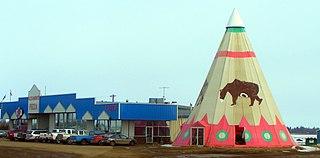 Rycroft, Alberta Village in Alberta, Canada