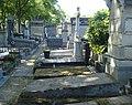 Sépulture de Luce HERPIN, dite Lucien PEREY - Cimetière Montmartre.JPG