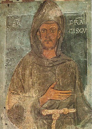 Francis of Assisi - Image: S.Francesco speco