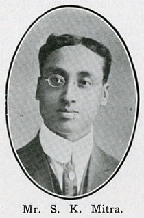 Sisir Kumar Mitra Indian physicist