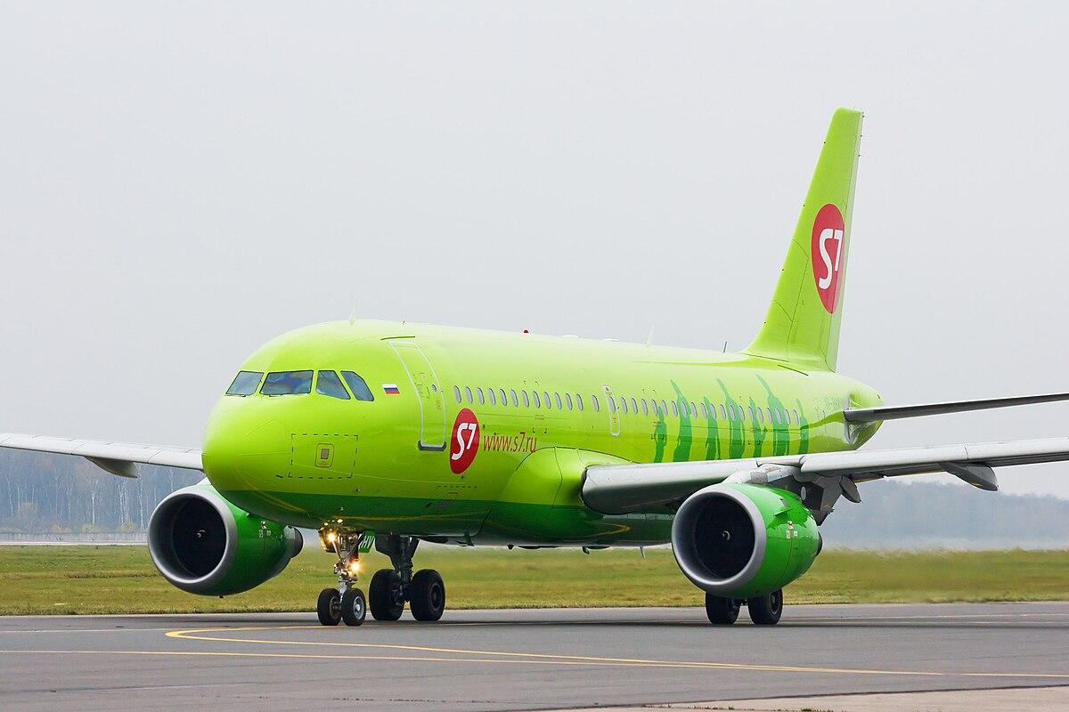 S7 Airlines - Wikipedia, la enciclopedia libre