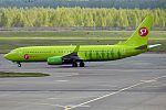 S7 Airlines, VQ-BRR, Boeing 737-8LP (27004298395).jpg