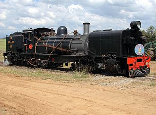 South African Class NG G13 2-6-2+2-6-2 class of 12 South African 2-6-2+2-6-2 Garratt locomotives