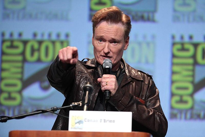File:SDCC 2015 - Conan O'Brien (19661210271).jpg