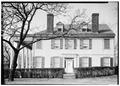 SIDE ELEVATION - Hatfield House, Thirty-third Street and Girard Avenue, Philadelphia, Philadelphia County, PA HABS PA,51-PHILA,233-4.tif