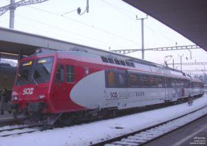 Südostbahn - SOB RBDe 566