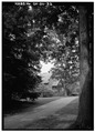 SOUTH END OF HOUSE, FROM SOUTHWEST - Stan Hywet Hall, 714 North Portage Path, Akron, Summit County, OH HABS OHIO,77-AKRO,5-32.tif