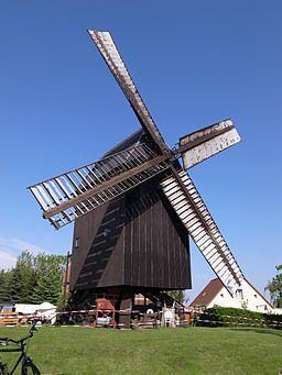 Sachsendorf, Windmühle