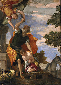 Sacrifice of Isaac (Veronese)