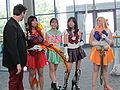 Sailor Moon cosplayers at FanimeCon 2010-05-30 1.JPG