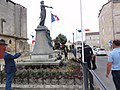 Saint-André-de-Cubzac (Gironde)Commémoration du 18 juin, appèl de Gaulle à la Résistance 04.JPG