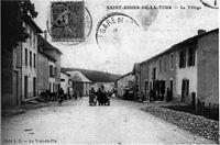 Saint-Didier-de-la-Tour, 1907, p195 de L'Isère les 533 communes - cliché A G, La-Tour-du-Pin.jpg