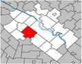 Saint-Germain-de-Grantham Quebec location diagram.PNG