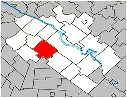 Location within Drummond RCM.