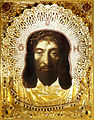 Saint-Petersbourg - Transfiguration - icône de la Sainte-Face.jpg