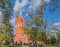 Saint Andrew Bobola church in Swiecie 05.jpg