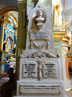 Saint Anne church in Lubartów - Interior - 26.jpg