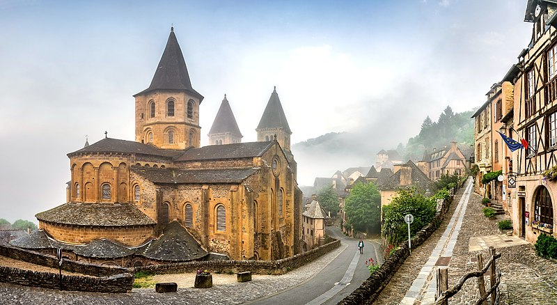 File:Saint Faith Abbey Church of Conques 22.jpg