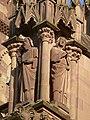 Saint Pierre (cathédrale de Strasbourg, bas-côté nord).jpg