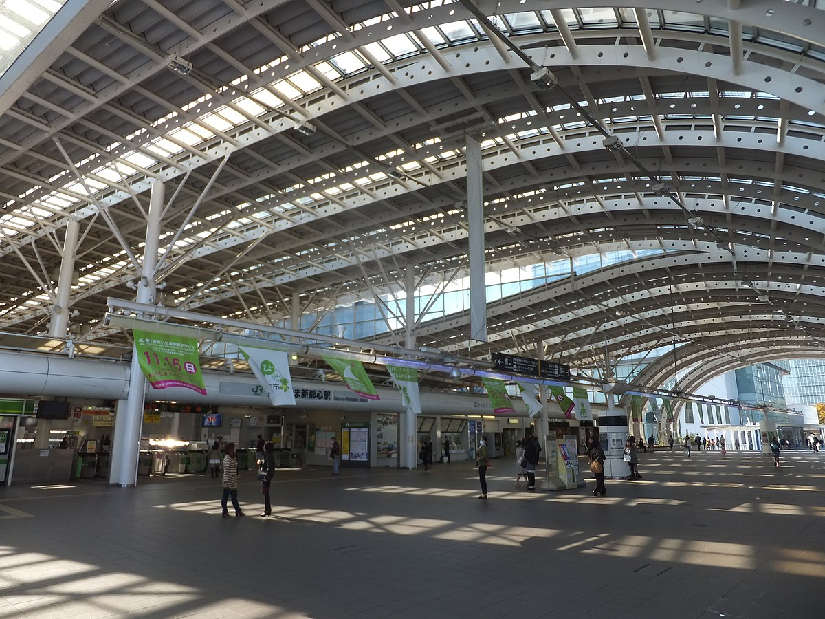 Saitama Super Arena Events